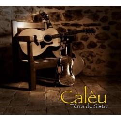 Tèrra de Sistre - Calèu (CD) - Pochette