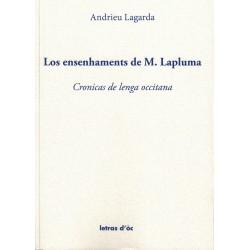 Los ensenhaments de M. Lapluma - Andrieu Lagarda