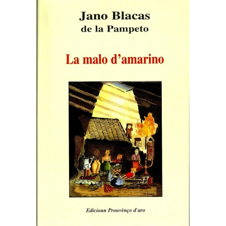 La malo d'amarino - Jano Blacas