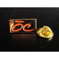 Pin's Òc (métal)