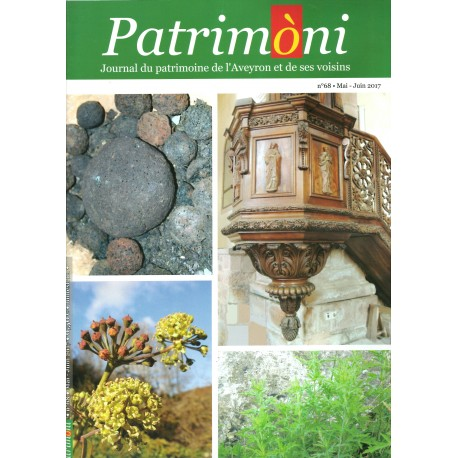 Patrimòni - Abonnement a la revista (1 an) - Extrach