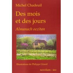 Des mois et des jours, almanach occitan - Michel Chadeuil