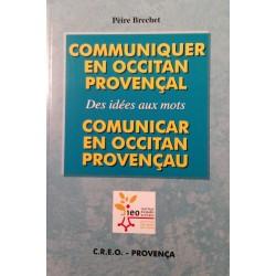 Comunicar en occitan provençau - Pèire Brechet - Cobertura