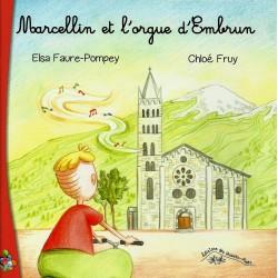 Marcellin et l'orgue d'embrun - Elsa Faure-Pompey et Chloé Fruy