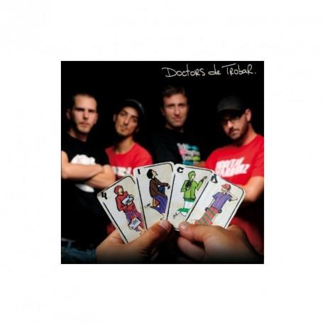 Doctors de Trobar - Vinyle de hip-hop occitan