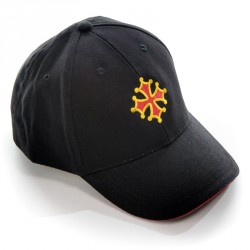 American cap with Oc cross