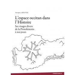 L'espace occitan dans l'Histoire - Georges Labouysse - Cobertura