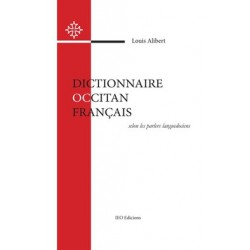 Dictionnaire Occitan Français selon les parlers languedociens - Louis Alibert - Cover