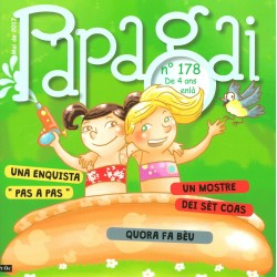 Papagai - Occitan magazine for children