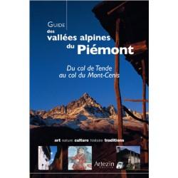 Guide des vallées alpines du Piémont - Chantal Crovi