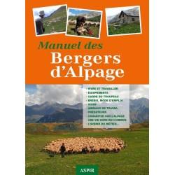 Manuel des Bergers d'Alpage - Cover