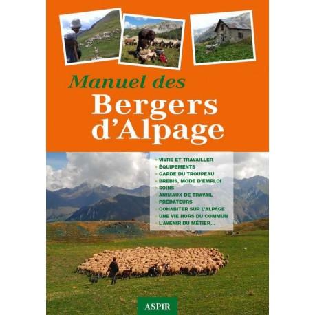 Manuel des Bergers d'Alpage - Couverture