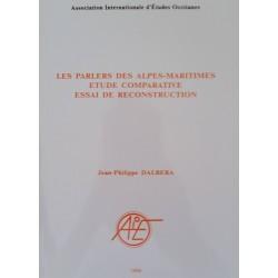 Les Parlers des Alpes-Maritimes. Etude comparative: essai de reconstruction