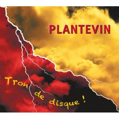 Plantevin - Tron de disque ! CD en provençal