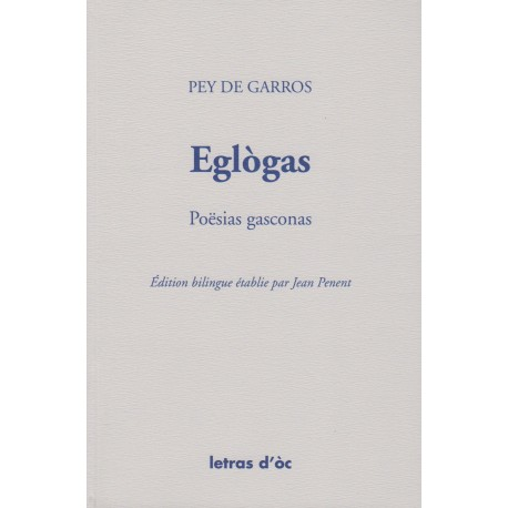 Eglògas - Pey de Garros