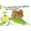 À la découverte des papillons des Hautes-Alpes (Tome 2) - Olivier Tourillon