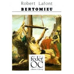 Bertomieu - Robert Lafont - Cover
