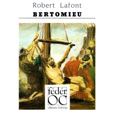 Bertomieu - Robert Lafont - Couverture
