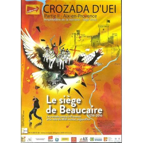 Crozada d'uei - Partie II - Aix-en-Provence