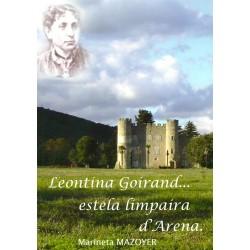 Leontina Goirand... estela limpaira d'Arena - Marineta Mazoyer