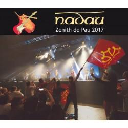 CD Zenith de Pau 2017 - Nadau (live)