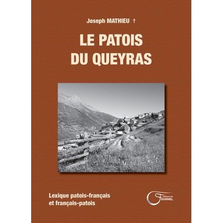 Le Patois du Queyras - Joseph MATHIEU - Couverture