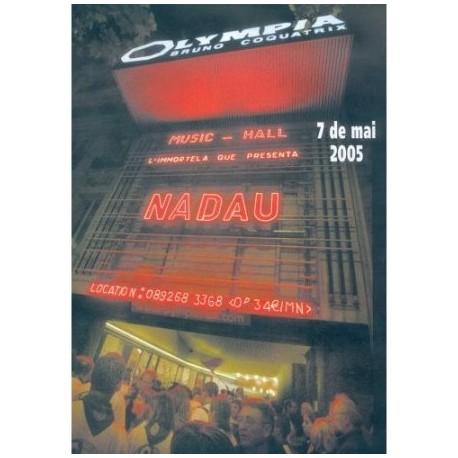 Nadau - Olympia 2005 DVD