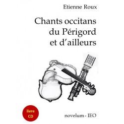 Chants occitans du Périgord et d'ailleurs - Etienne Roux - Cover