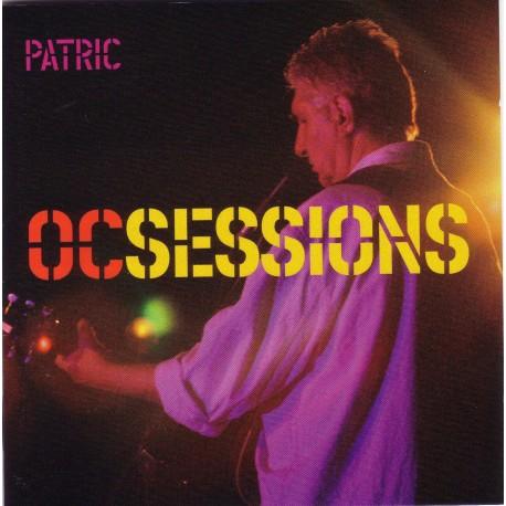 Ocsessions - Patric - Pochette du CD