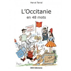 L'Occitanie en 48 mots - Hervé Terral - Cover