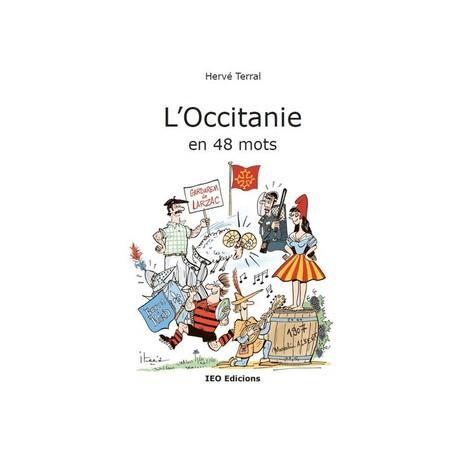 L'Occitanie en 48 mots - Hervé Terral - Cobertura