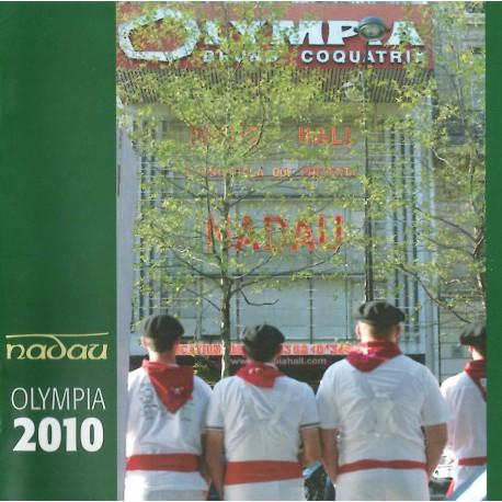 Nadau - Olympia 2010 - CD live
