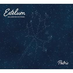 Estelum - Ballades en Occitanie - Patric - CD