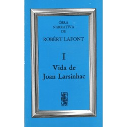 Vida de Joan Larsinhac - Robert Lafont - ATS 39