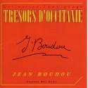 Jean Boudou - Trésors d'Occitanie (CD)