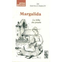 Margalida La hilha deu praube - Jan Gastellú-Sabalòt - ATS 64