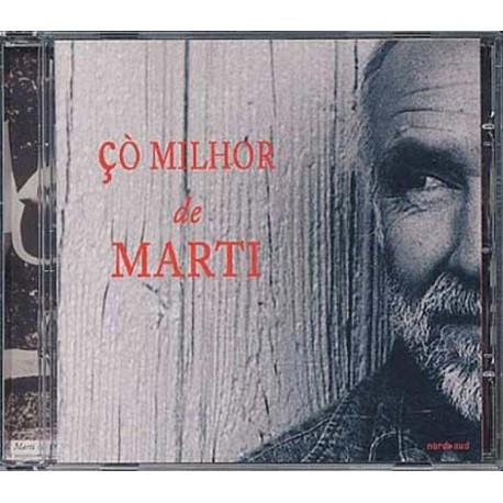 Co milhor de Marti - Claude Marti (CD)