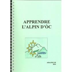 Apprendre l'Alpin d'Oc