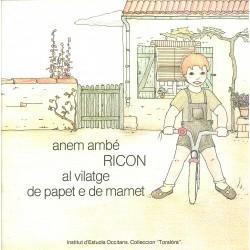 """Anem ambé Ricon al vilatge de papet e mamet - Colleccion """"Toralòra"""""""