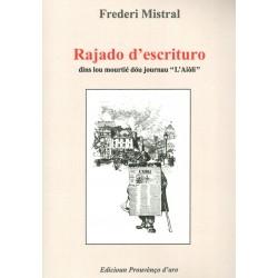 Rajado d'escrituro - Frederi Mistral