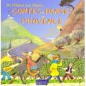 Du Rhône aux Alpes... Contes et danses de Provence (Livre CD)