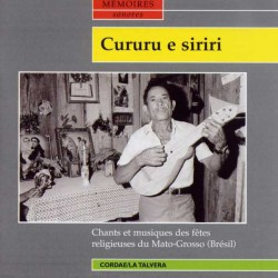 Cururu e siriri - Traditionnel Brésil