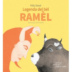 Legenda del bèl Ramèl - Fèliç Daval (Book + CD)