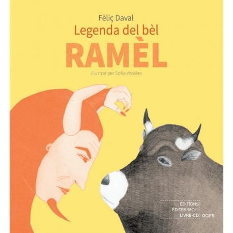 Legenda del bèl Ramèl – Livre + CD - Fèliç Daval
