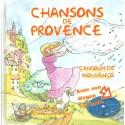 Chansons de Provence - Cansoun de Prouvènço - Cançons de Provènça (Livre CD)