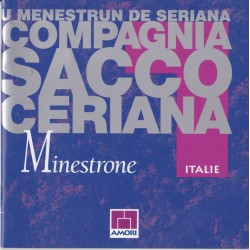 Minestrone - Compagnia sacco ceriana (CD)