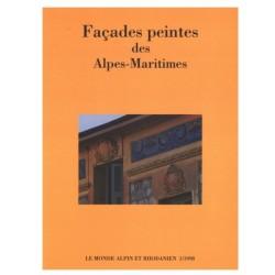 Façades peintes des Alpes-Maritimes - Le Monde Alpin et Rhodanien.