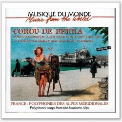 Chant folklorique de la Côte d'Azur du mois d'aout à nos jours - Corou de Berra