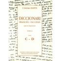 Diccionari Francés/Occitan, segon lo lengadocian TÒME II C-D - Rapin Christian
