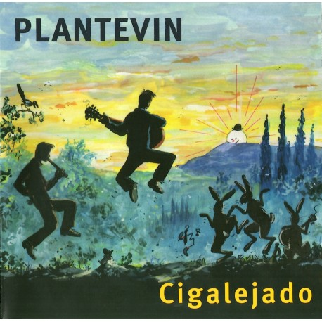 Cigalejado - Jean-Bernard Plantevin (CD)